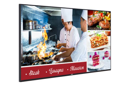 "43"" Professional Displays PD43U01"