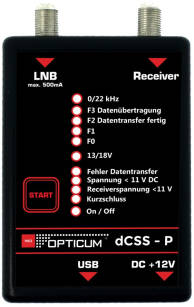 Programator Unicable Opticum RED dCSS-P